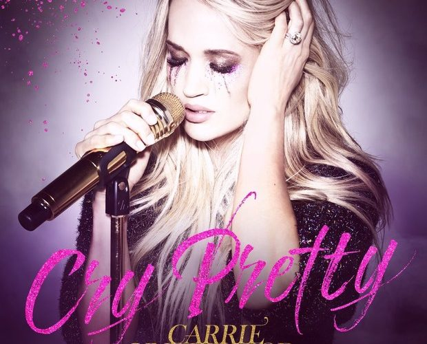 Carrie Underwood Cry Pretty cover