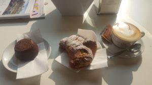 pasticceria gelateria Valente a Milano - colazione