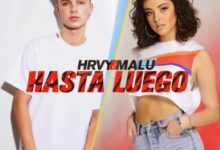 La cover di Hasta Luego con HRVY