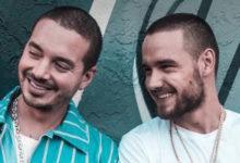 "Liam Payne e J Balvin insieme per ""Familiar"" foto"