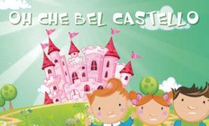 canzoni per bambini - oh che bel castello paesaggio