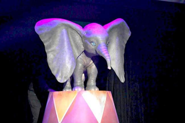 Dumbo nel live action di Tim Burton foto