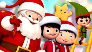 canzoni per bambini - wish you a marry christmas