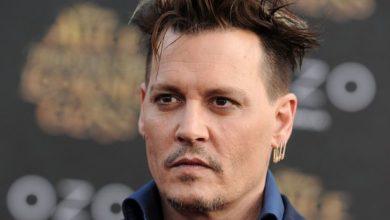 Johnny Depp 2018 foto