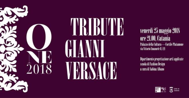 Tribute Gianni Versace