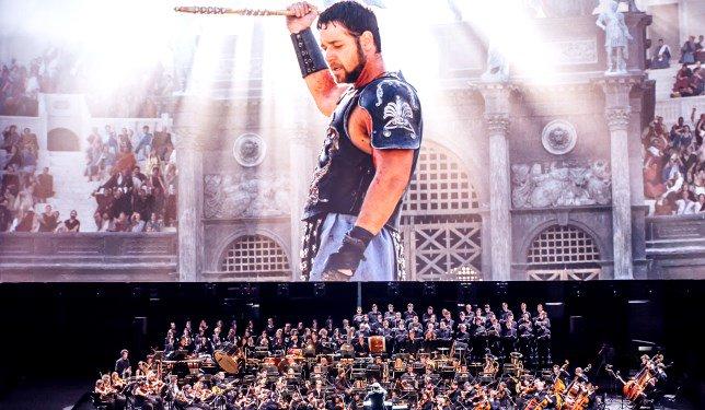 Il Gladiatore sarà proiettato al Colosseo