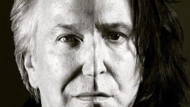 Severus Piton Alan Rickman foto