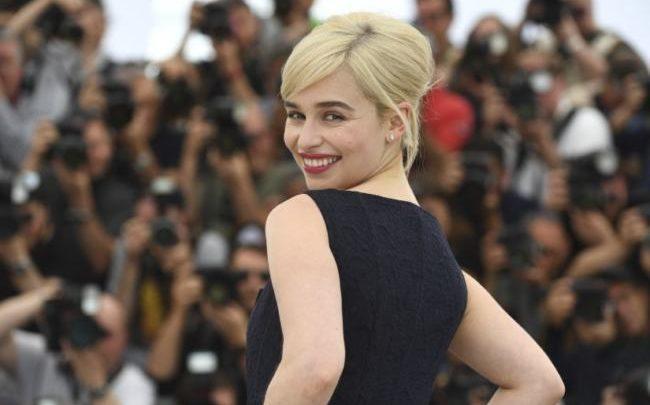 Emilia Clarke a Cannes 2018