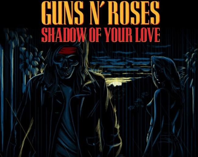Guns N Roses Shadow Of Your Love