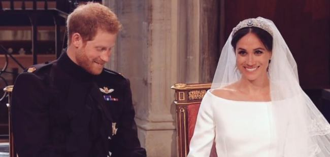 Matrimonio Meghan E Harry : Cronaca di un royal wedding harry e meghan sono marito