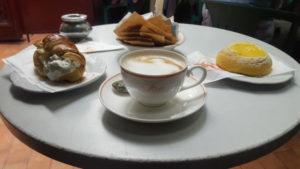 colazione pasticceria sissi milano