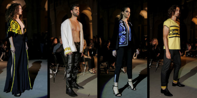 One New Fashion - Tribute Gianni Versace a Catania il 25 maggio 2018