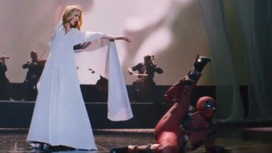 Celine Dion e Deadpool Ashes