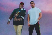 "DJ Mustard e Nick Jonas nel video di ""Anywhere"""