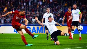 Dzeko in gol contro il Liverpool, il 2 maggio