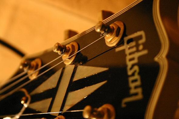 chitarra marchio storico Gibson