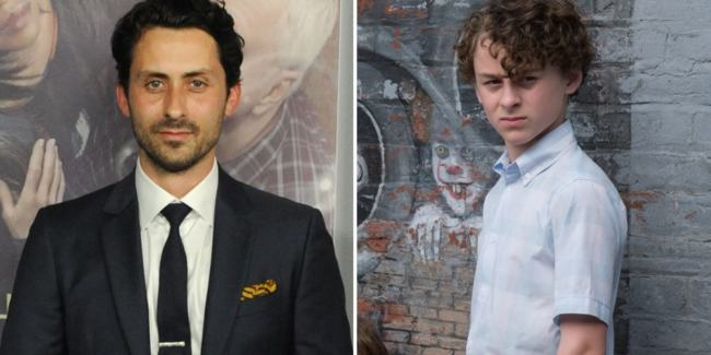 Andy Bean e Wyatt Oleff