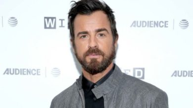 Justin Theroux foto 2018