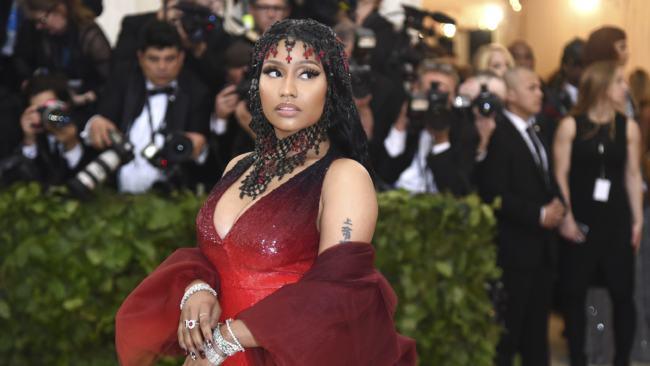 Nicki Minaj si è sposata