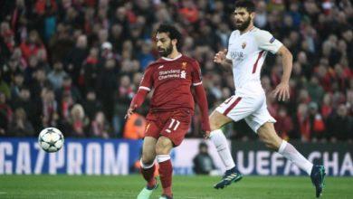 Salah protagonista nella sfida d'andata contro la Roma, autore di una doppietta e due assist decisivi