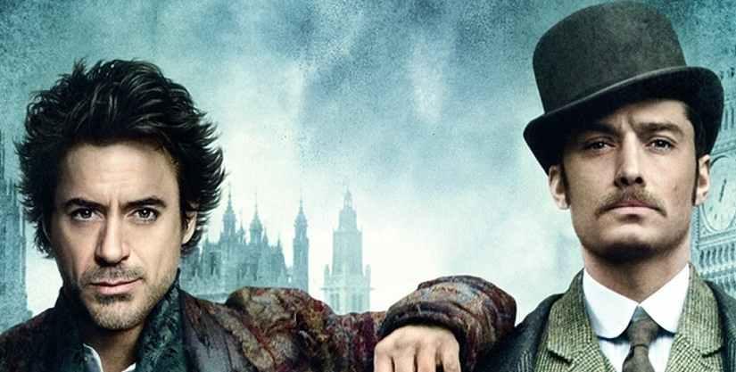 Sherlock Holmes 3 2018