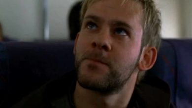 Dominic Monaghan in Lost