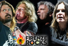 Firenze Rocks 2018 gruppi