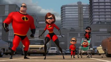 Gli Incredibili 2 foto film Pixar