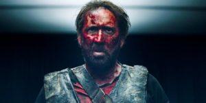 Mandy thriller Nicolas Cage foto