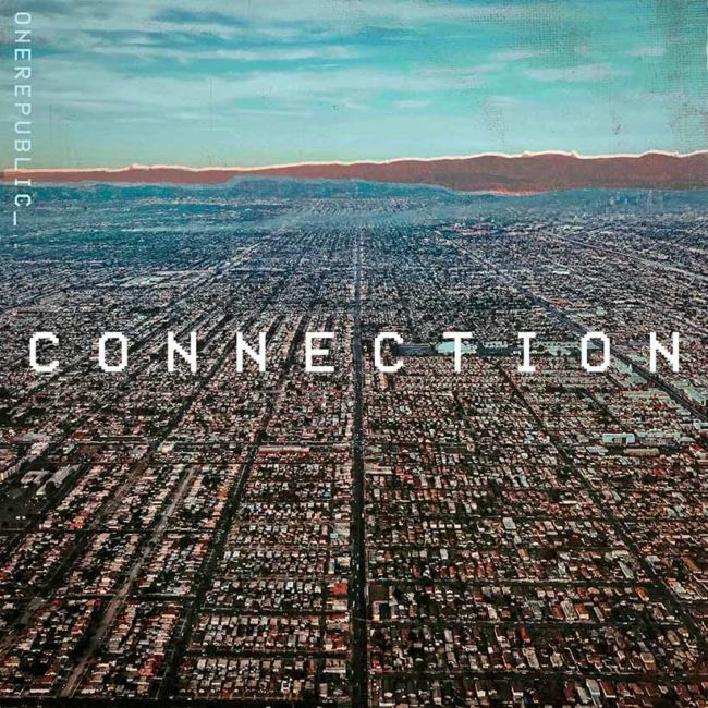 "Cover del singolo ""Connection"" degli OneRepublic"