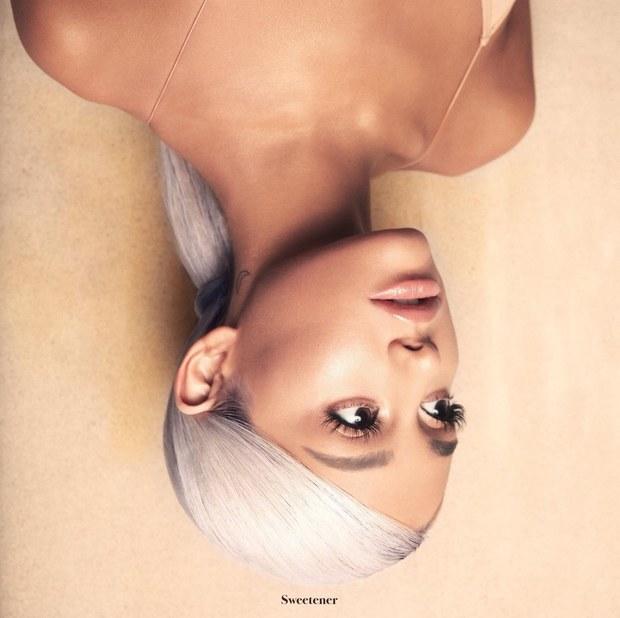 """Cover di """"Sweetner"""" di Ariana Grande"""