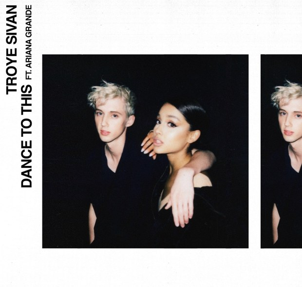 Ariana Grande & Troye Sivan - Dance To This - cover canzone
