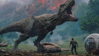 T-Rex foto - Jurassic World: Il Regno Distrutto