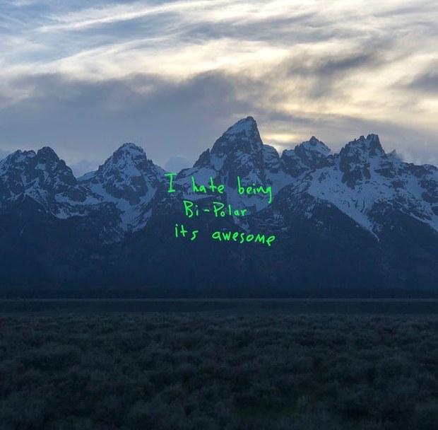 """Kanye West """"Ye"""""""
