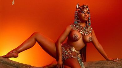 Album Queen copertina Nicki Minaj foto