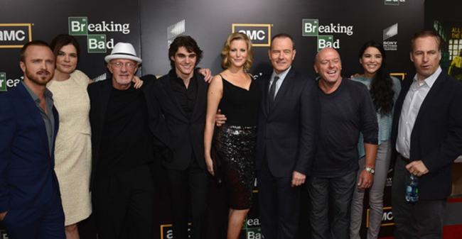 breaking bad reunion cast