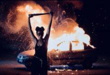 """Nina Zilli nel video di """"TI amo mi uccidi"""""""