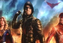 bat signal di Batwoman in Arrowverse