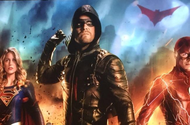 bat signal di Batwoman in Arrowverse