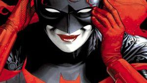 nuova serie Batwoman - una guerriera a Gotham
