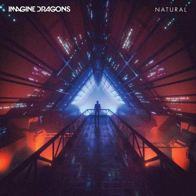 """La cover di """"Natural"""" degli Imagine Dragons"""