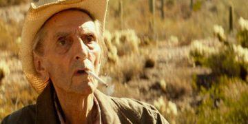 """Il protagonista del film """"Lucky"""""""