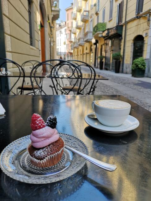 foto cupcake Di Viole Di Liquirizia Milano (Brera)