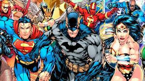 eroi DC film 2019
