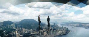 Skyscraper recensione - Dwayne Johnson e Chin Han