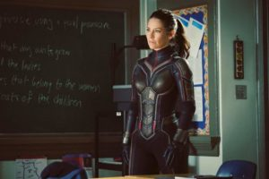 Ant-Man and the Wasp recensione - Evangeline Lily