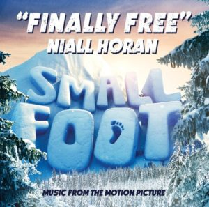 Finally Free Niall Horan cover