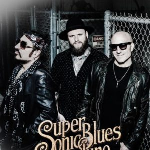 concerti settimana milanese 16 22 luglio 2018 - foto dei Supersonic Blues Machine