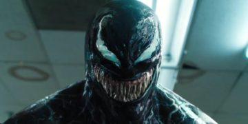 Tom Hardy interpreta Venom - foto film