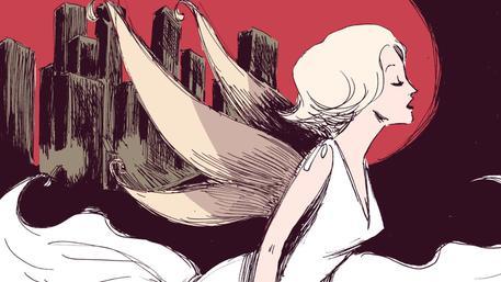 un corto d'animazione dedicato a Marilyn Monroe